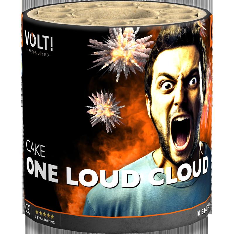 VOLT! One Loud Cloud (U)