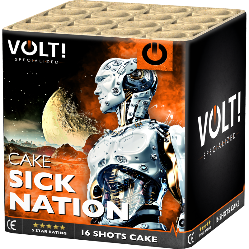 VOLT! Sick Nation (U)