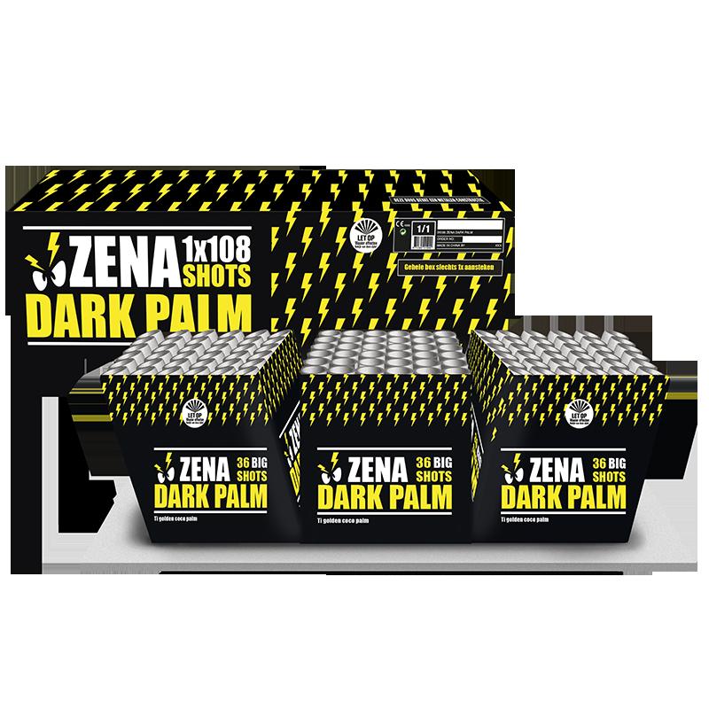 Zena dark palm*