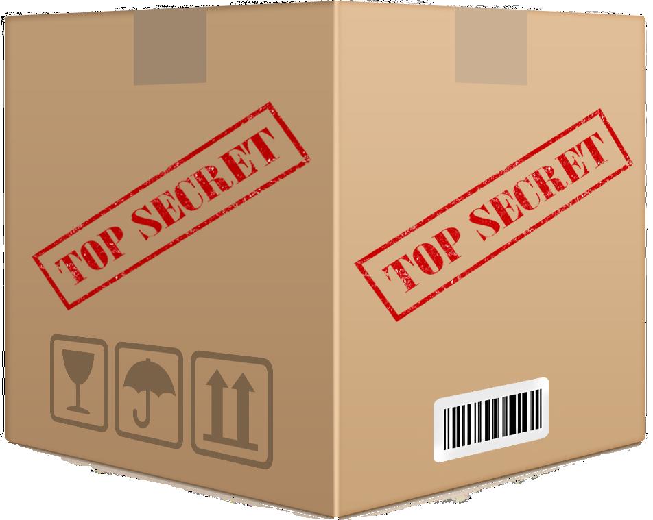 Top Secret BOX Knalvuurwerk 60=29*