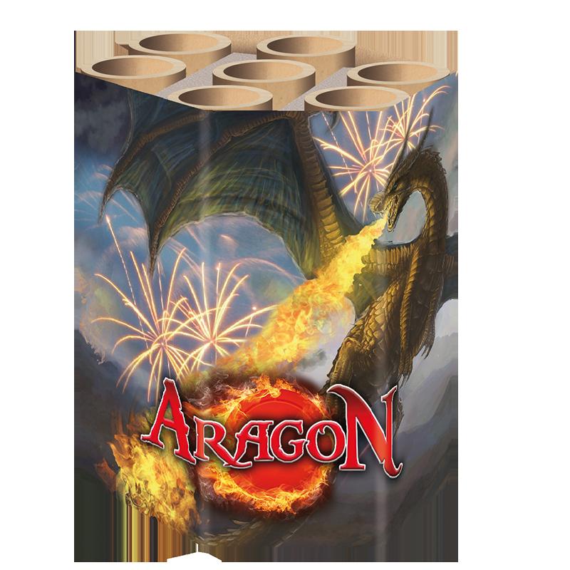 Aragon 7 schots knalcake