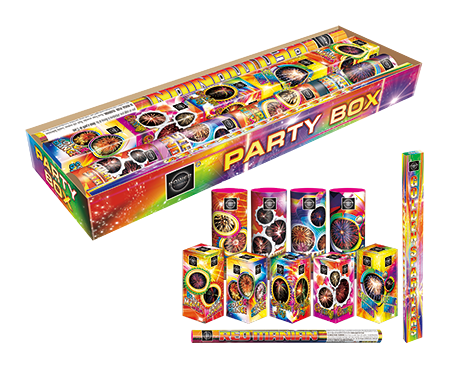 Cat 1 - Party Box