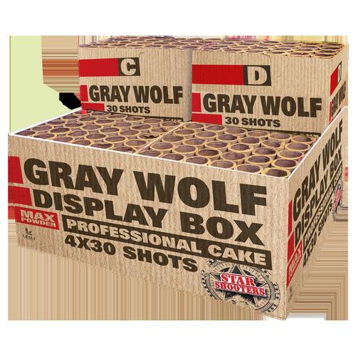 Gray Wolf Rambak (Troika) *