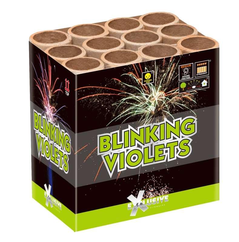 Blinking Violets*  1+1 GRATIS