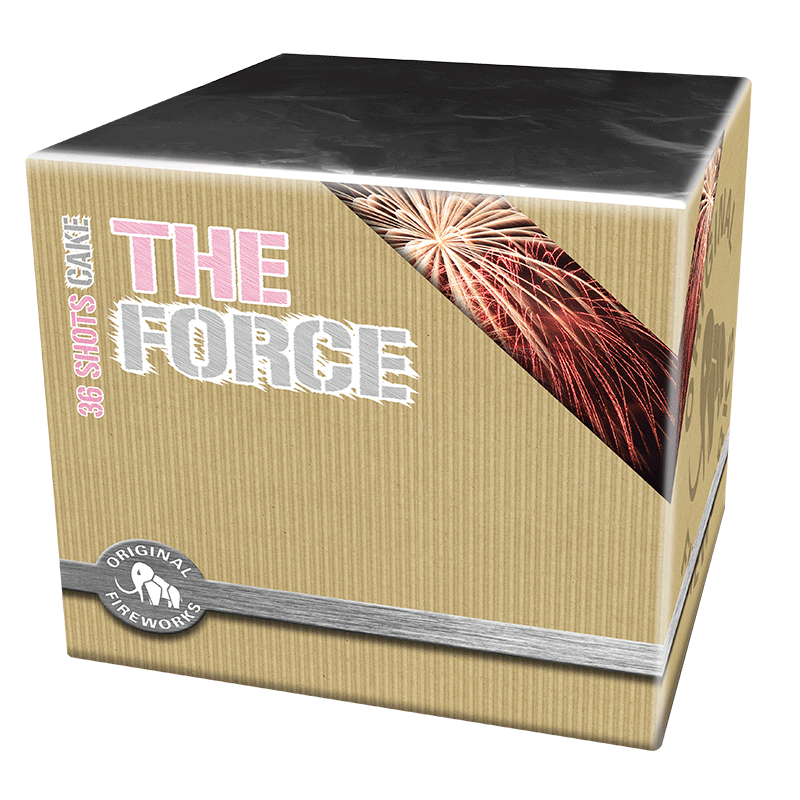 The Force (Original Fireworks)* (op=op)