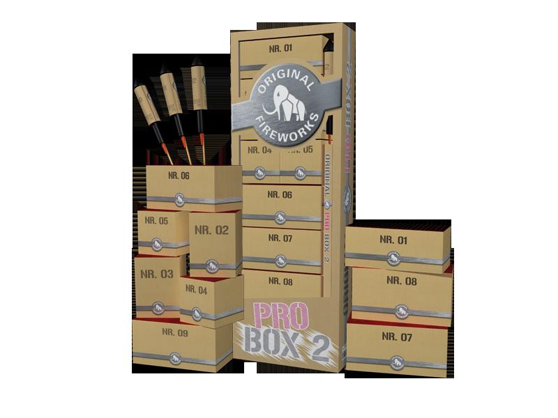 Original pro box 2*