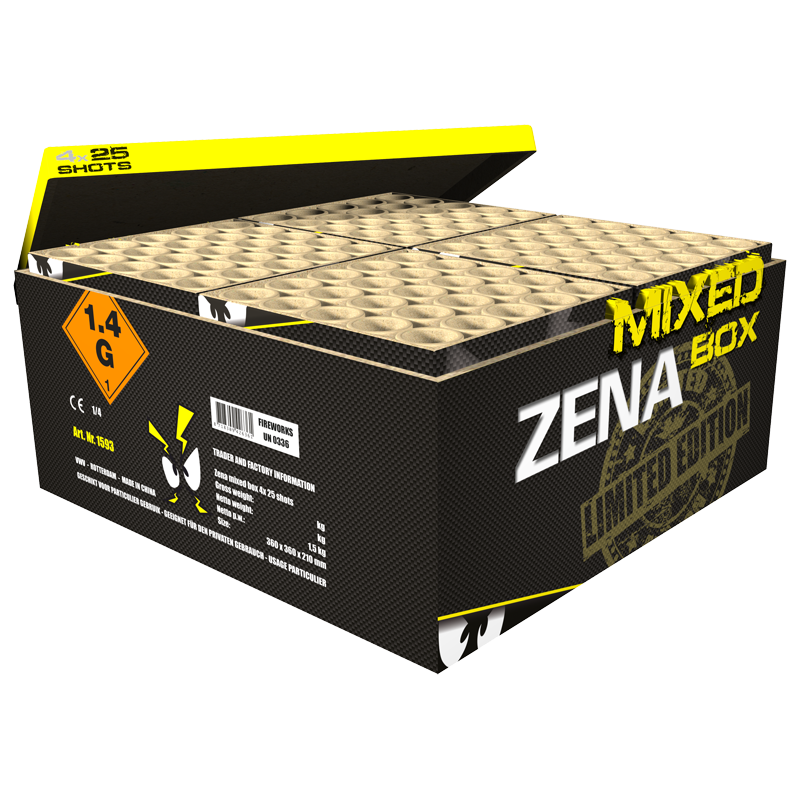 Zena mixed box*