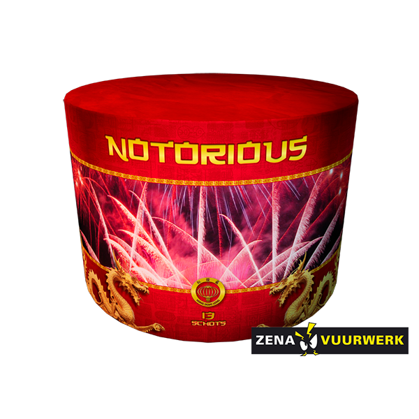 Notorious* (Zena - Hong Den Long)