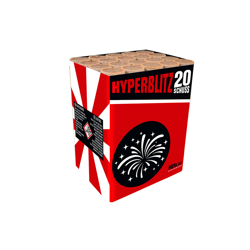 Hyperblitz* (U)