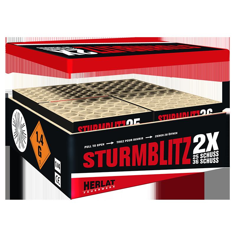 Sturmblitz*