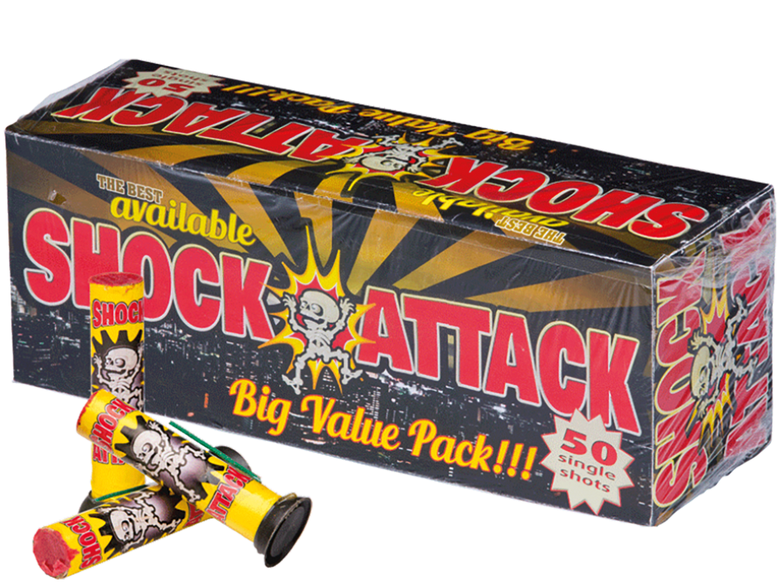 Shock Attack 50st