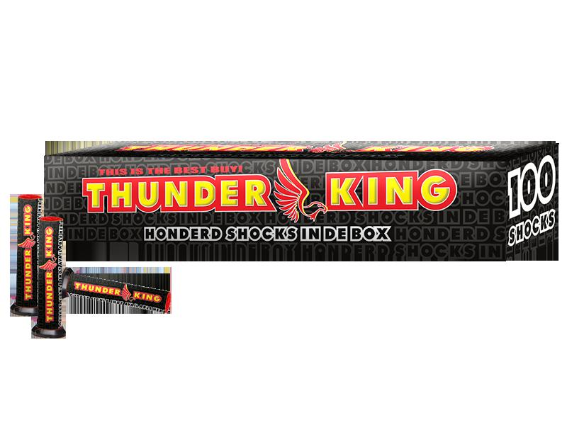 Thunderking 100 stuks