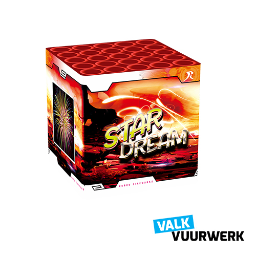 VALK STAR DREAM 25 SCHOTS ( NEW )