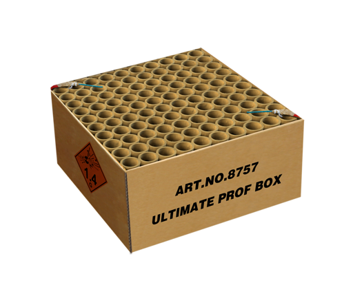ULTIMATE PROFFBOX 100 LTD