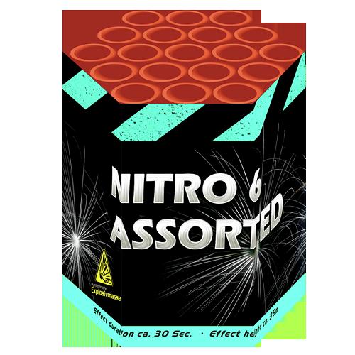 NITRO 3 19 SCHOTS NIEUW