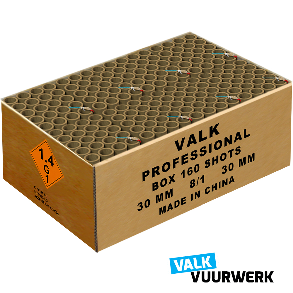 VALK PROFESSIONAL BOX  160 ( NEW )