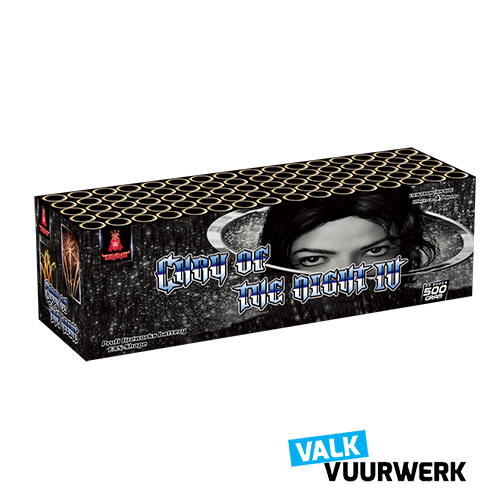 CHRY OF THE NIGHT 60 NIEUW