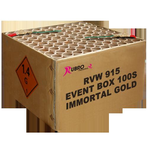 EVENT IMMORTAL GOLD  TOPPER