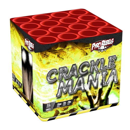 CRACKLE MANIA ( NEW )