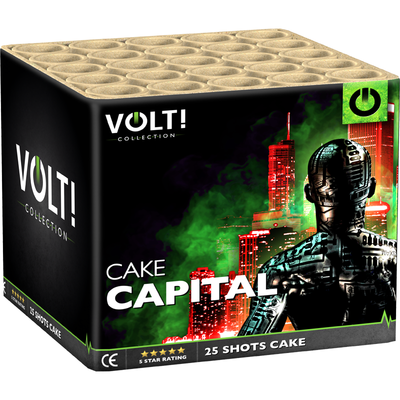 VOLT CAPITAL  TOPPER