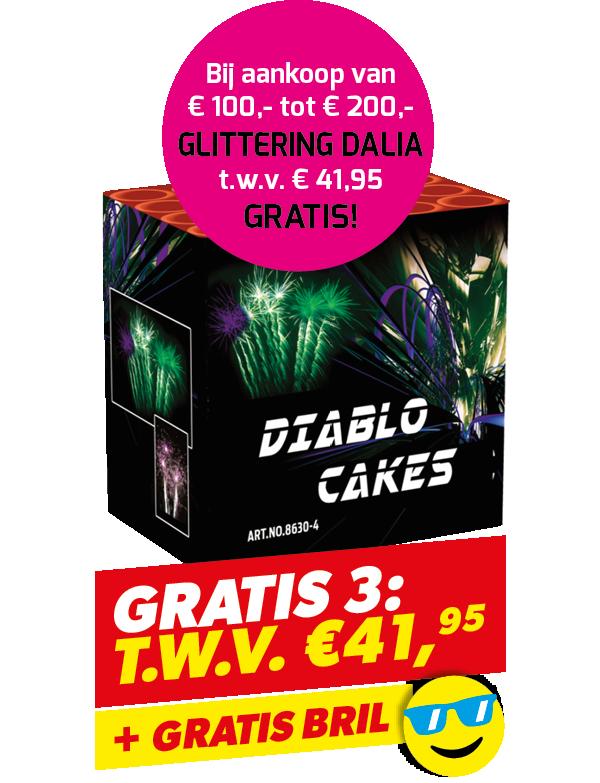 DIABLO + GRATIS BRIL