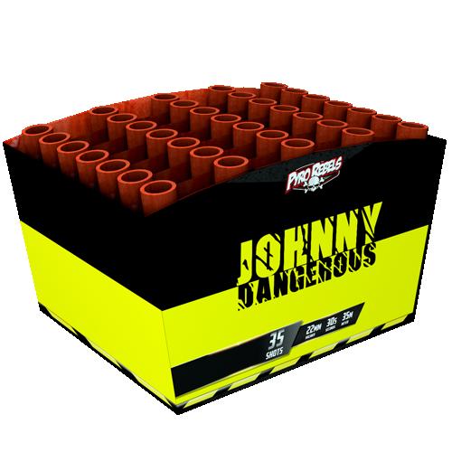 JONNY DANGEROUS 35 NIEUW