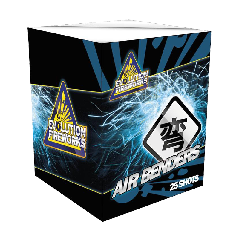 AIR BENDERS ( NEW )