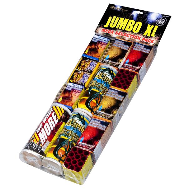 Jumbo XL pakket
