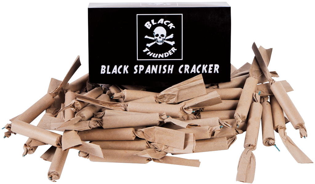 Black Spanish Cracker 48x