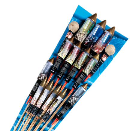 New Space 15 Rockets