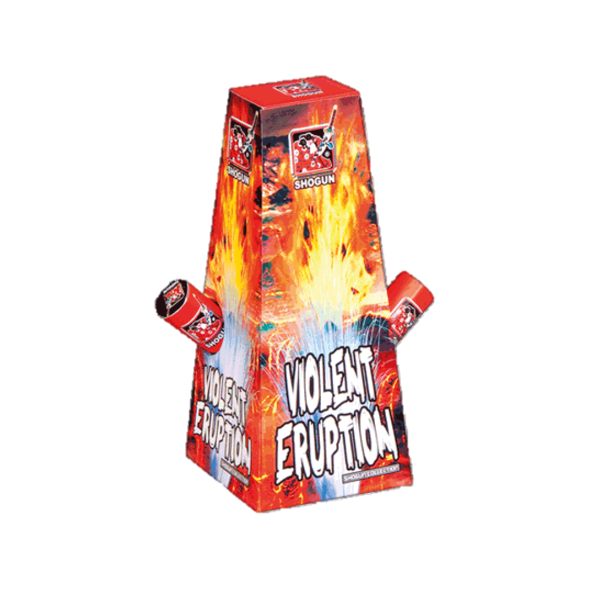 Violant Eruption