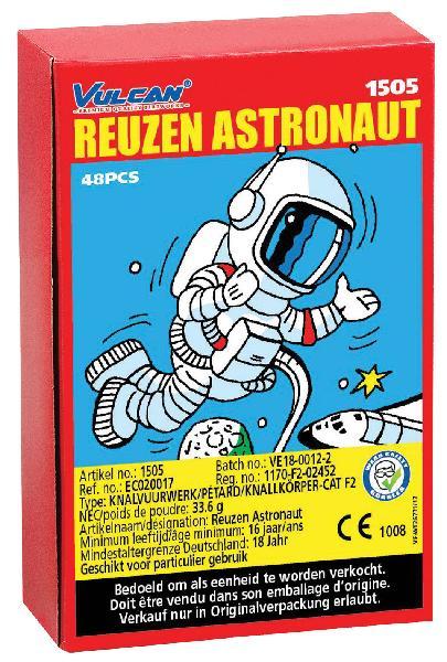 Reuzen astronaut 48 stuks