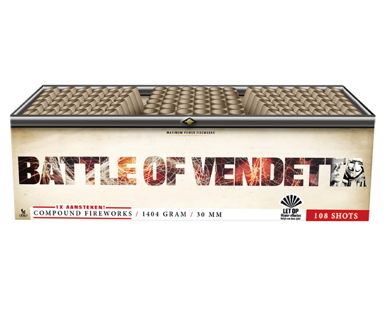 BATTLE OF VENDETTI