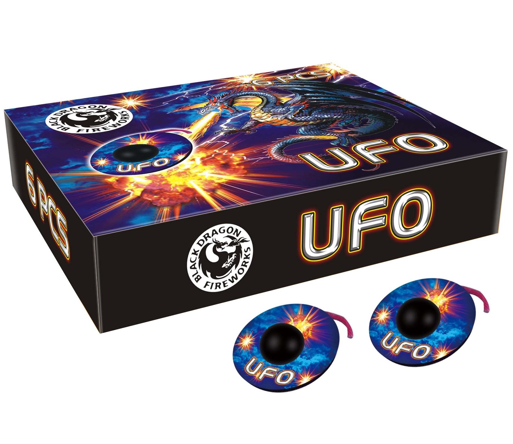 KNETTER UFO'S