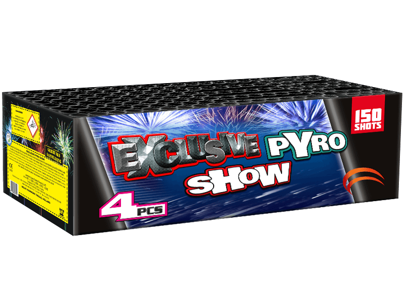 EXCLUSIEVE PYRO SHOW
