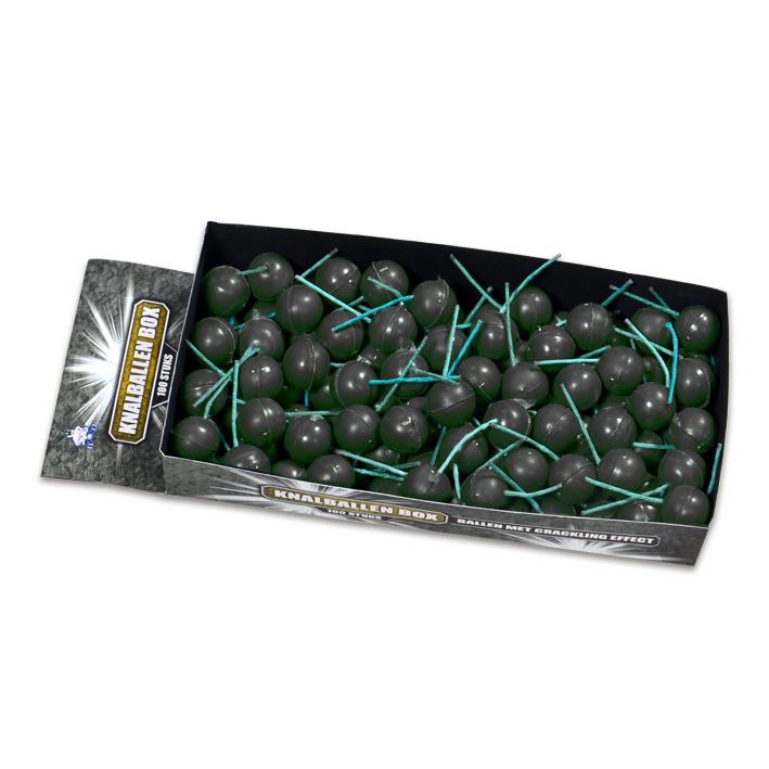 Knalballen box