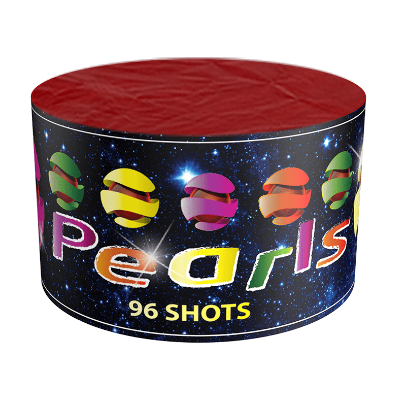 Color Pearls 96 Shots**