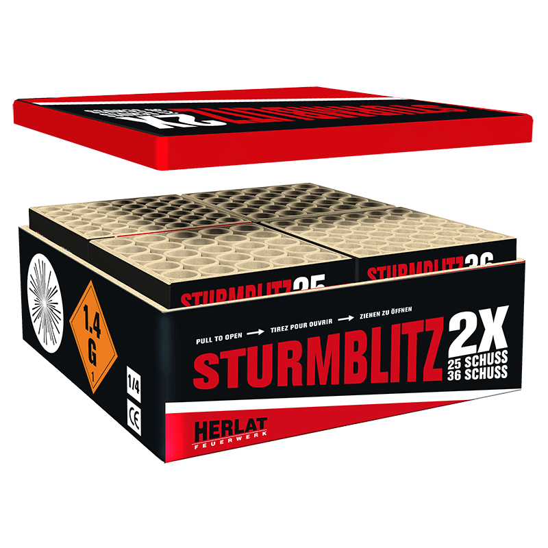 Sturmblitz**