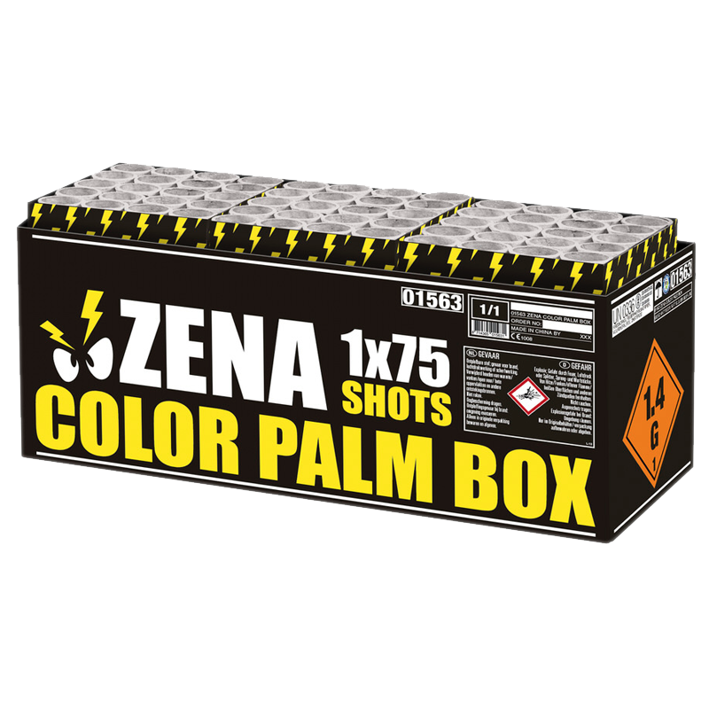 Color Palm Box**