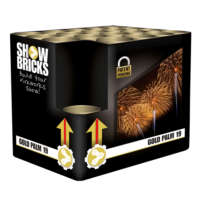 Showbrick Gold Palm 19**