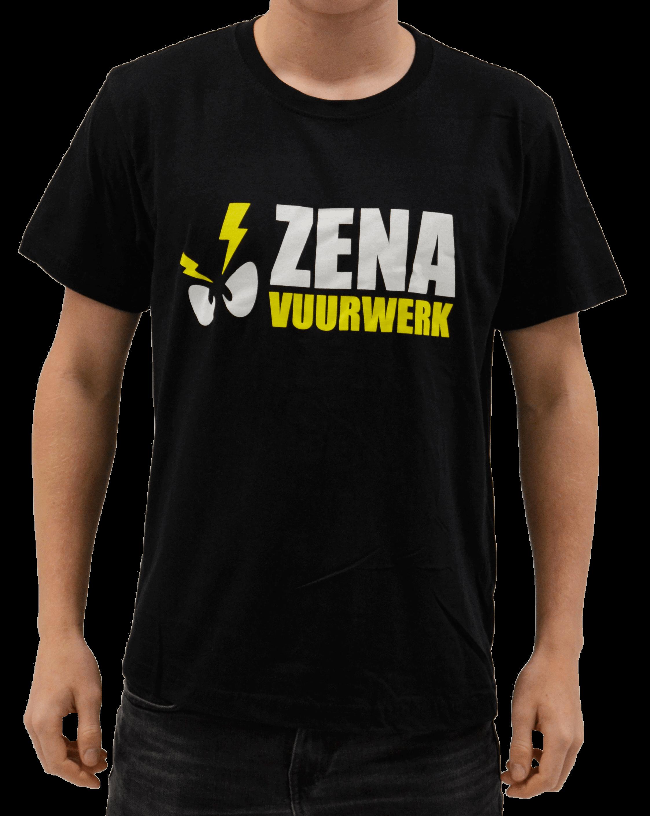 Zena T-Shirt Maat XXL