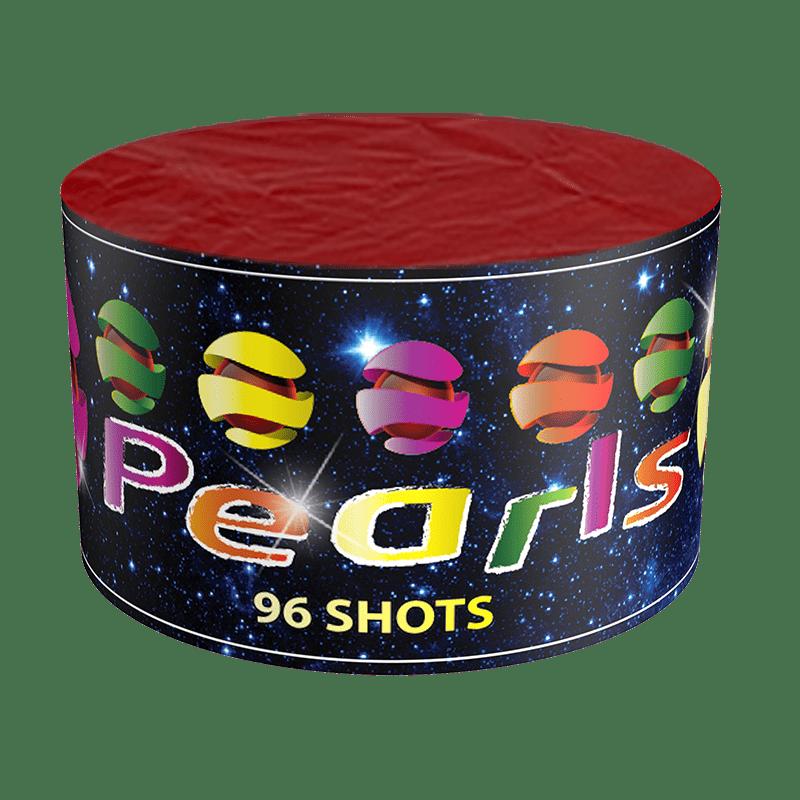 Color Pearls 96 Shots**