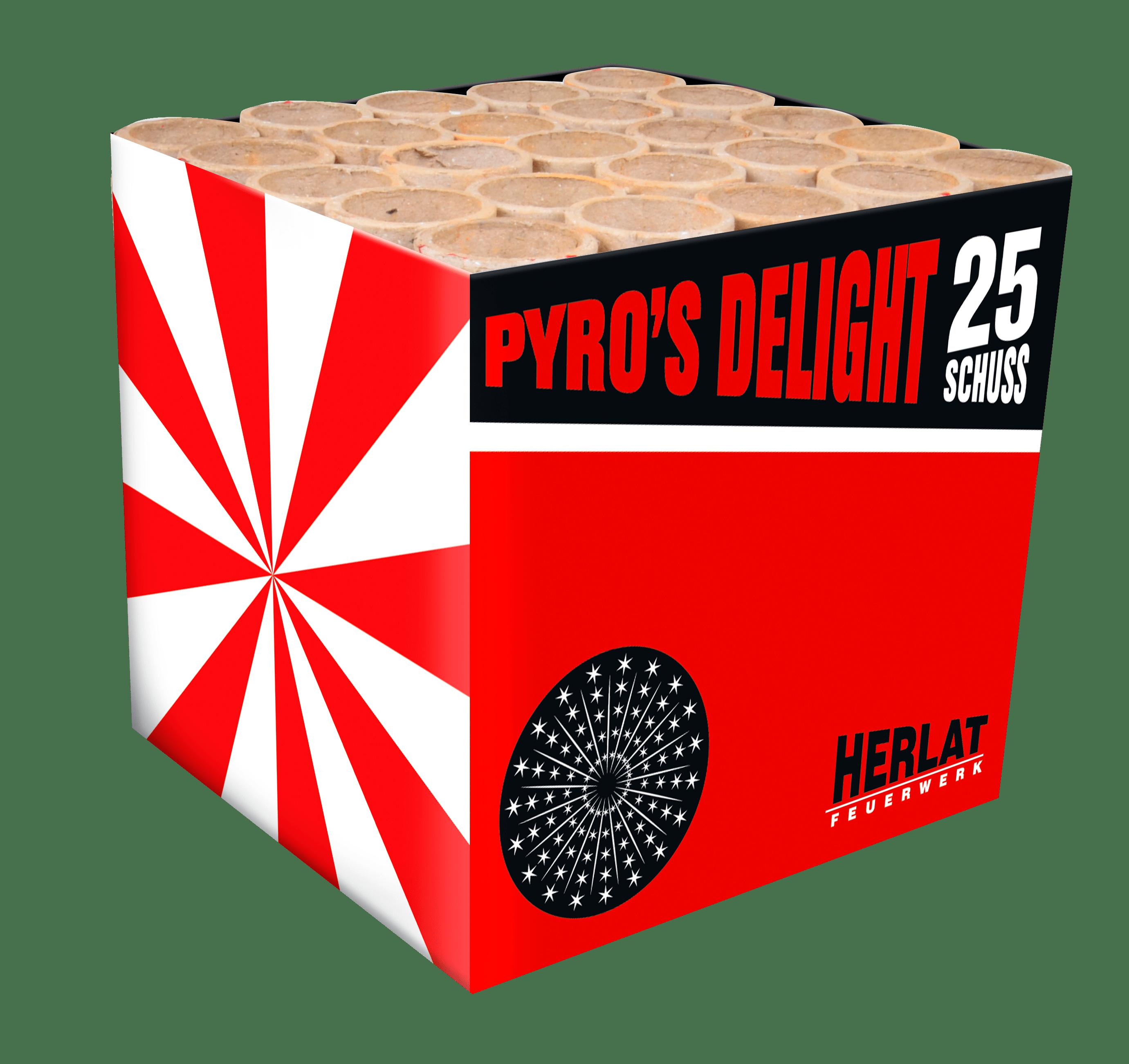 Pyro's Delight**