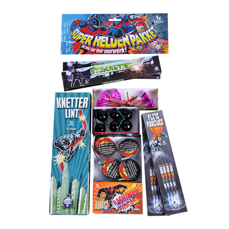 Superheldenpakket