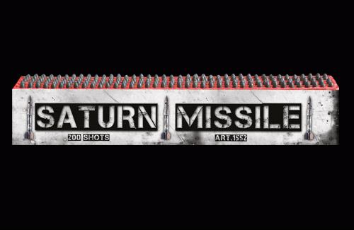 B2B Saturn Missile