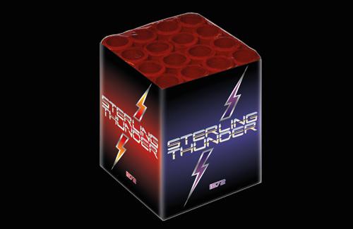 Sterling Thunder 16s