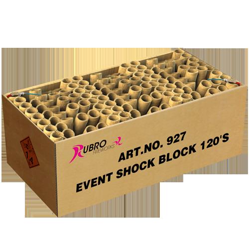EVENT SHOCK BLOCK