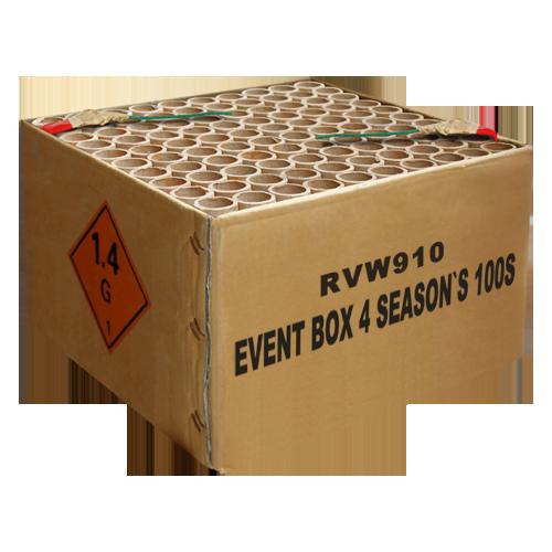 EVENT BOX 4 SEASONS 100 schoten