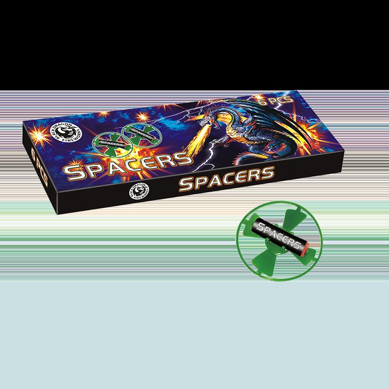 SPACERS 1+1 GRATIS!