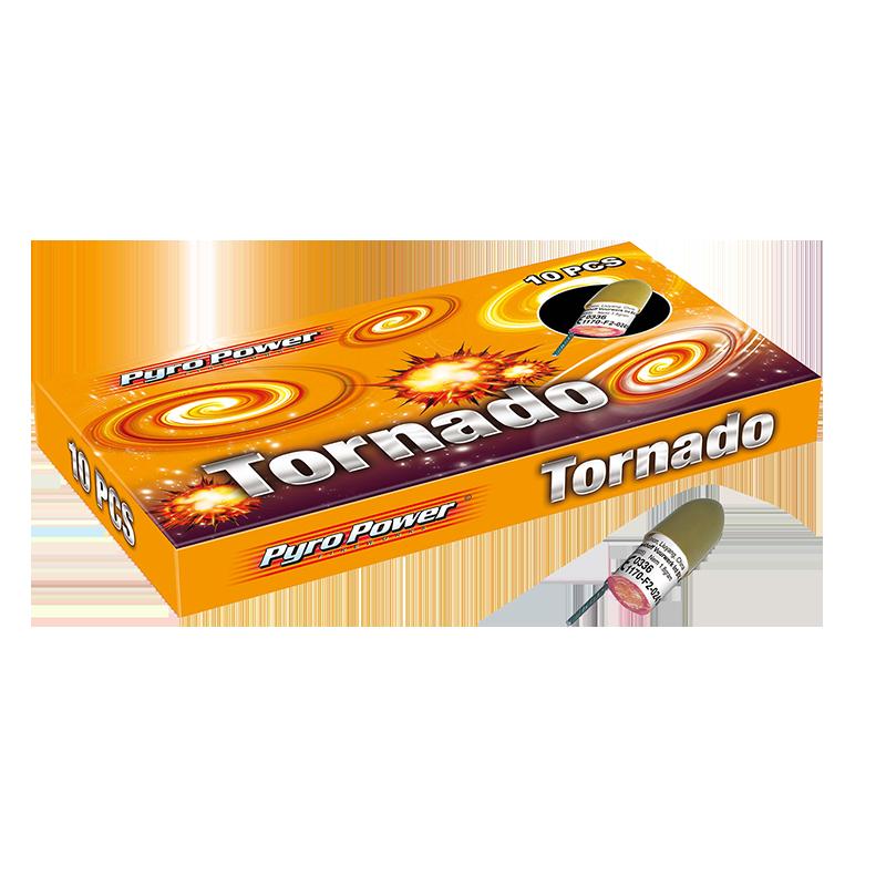 TORNADO 10 stuks 1+1 GRATIS!